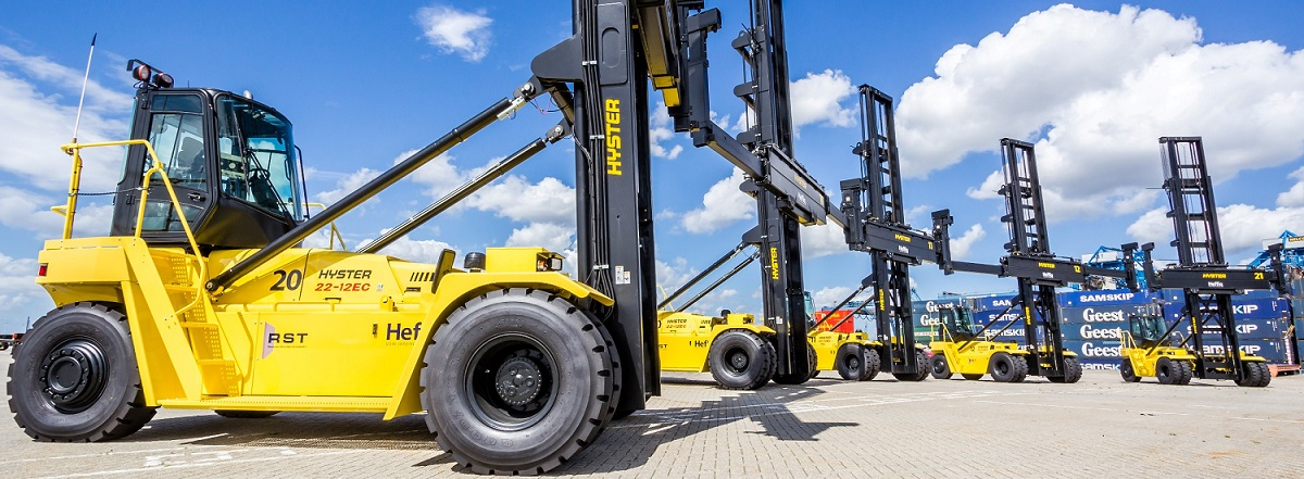 Used HYSTER forklifts for sale  Lift truck Belgrade Serbia