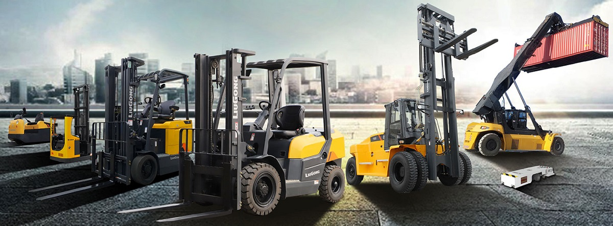 Used LiuGong forklifts for sale  Lift truck Belgrade Serbia