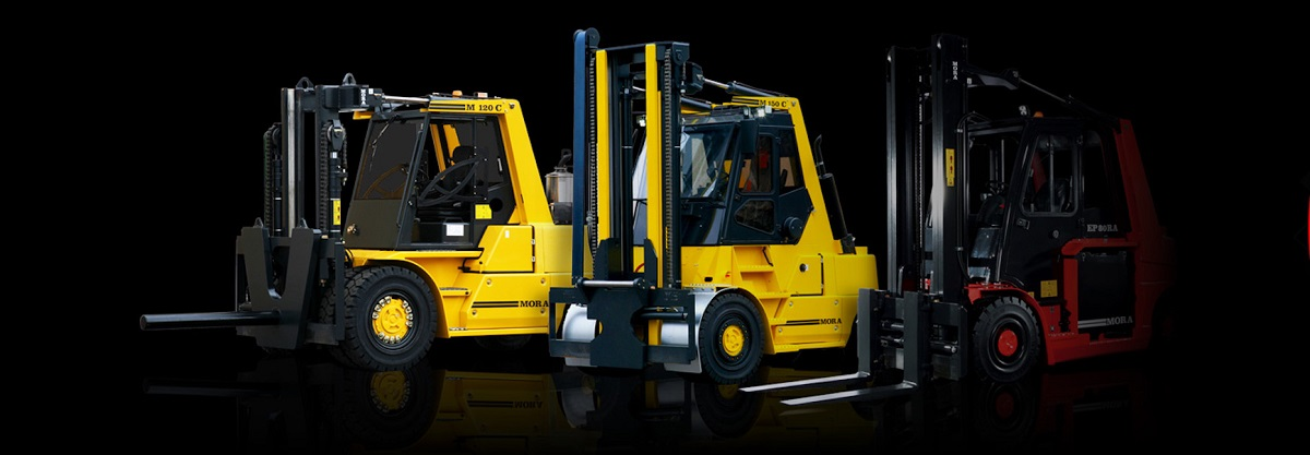 Used MORA forklifts for sale  Lift truck Belgrade Serbia