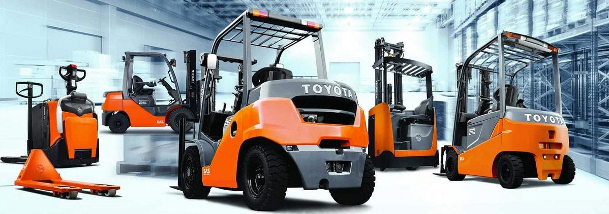 Prodaja polovnih viljuškara TOYOTA Lift truck Beograd Srbija