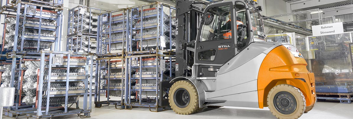 Used forklifts | Automotive industry