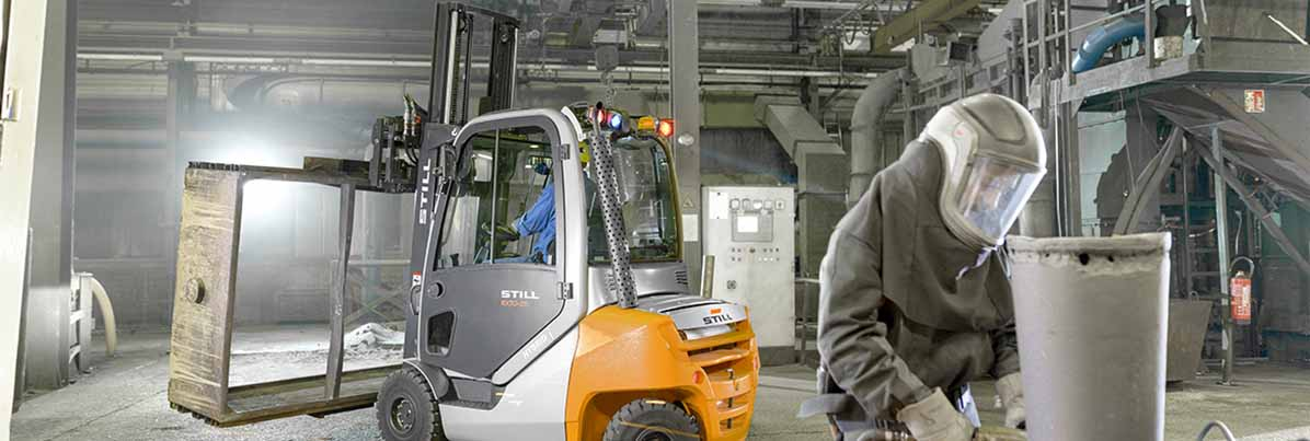 Used forklifts | Machine industry