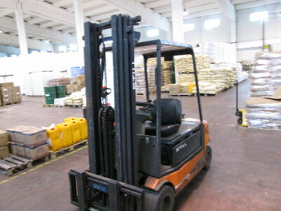 Used forklift R20-20P