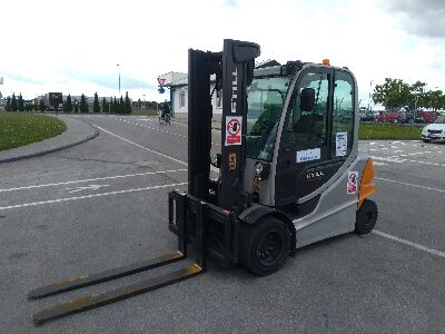 Used forklift RX60-50