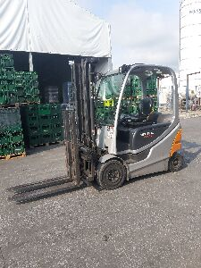 Used forklift RX60-25